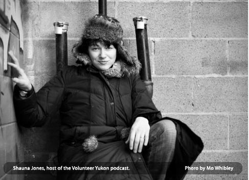 Host of the Volunteer Yukon Podcast